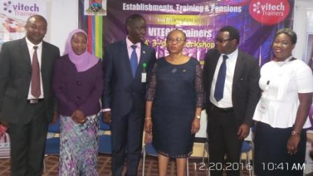 Photo of LAGOS ATTRIBUTES INCREASED IGR TO INVESTMENT IN STAFF TRAINING