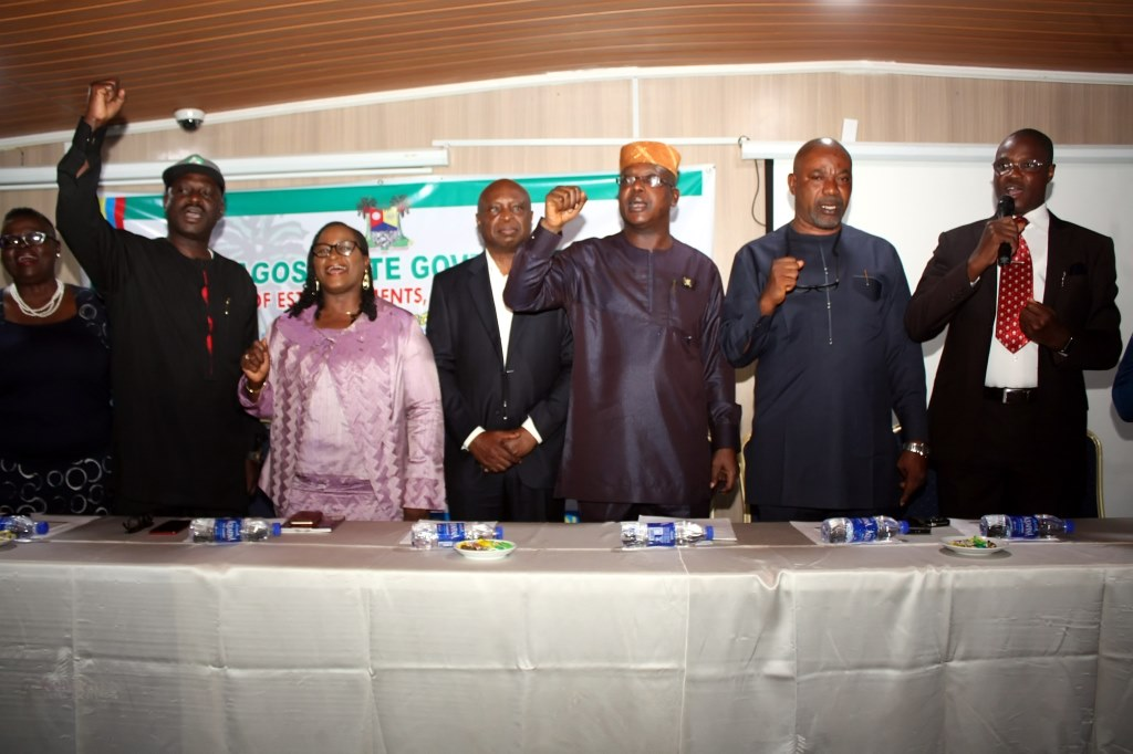 Photo of AMBODE, OTOBO TASK UNION LEADERS TO SUSTAIN INDUSTRIAL HARMONY IN LAGOS