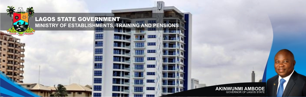 Ministry of Establishments,Training and Pensions