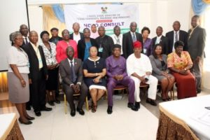 Photo of LASG TRAINS STAFF FOR GREATER ACHIEVEMENTS